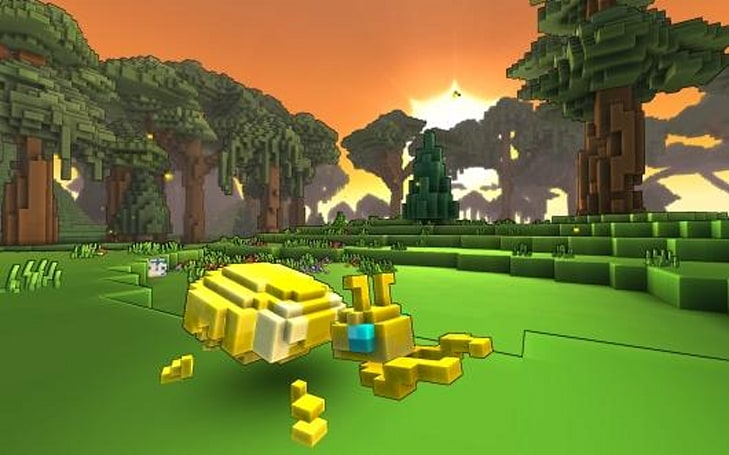 Trion officially reveals Trove: Endless adventures through endless worlds