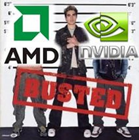 NVIDIA, AMD in hot water for potential price fixing