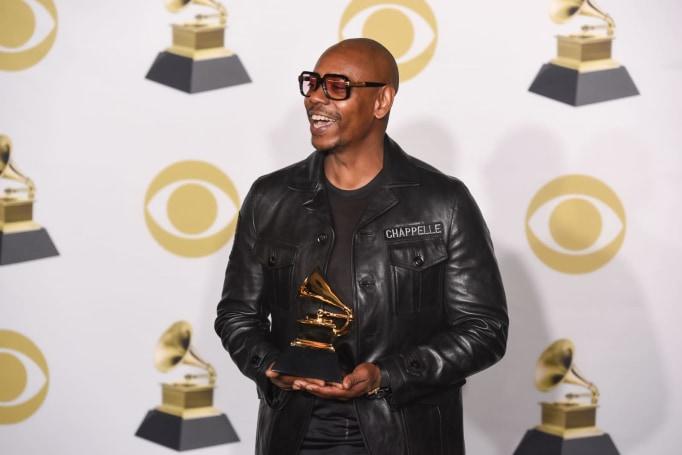 Netflix dominates Grammy comedy nominations
