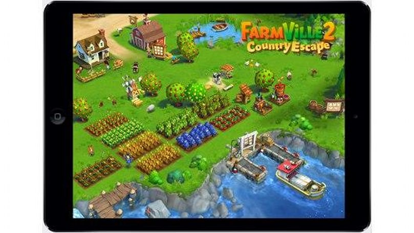 Zynga rolling out new Farmville, Poker, Words With Friends games this year