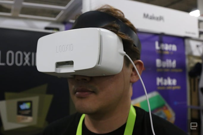 Looxid Labs' brain-monitoring VR headset could be invaluable for therapy
