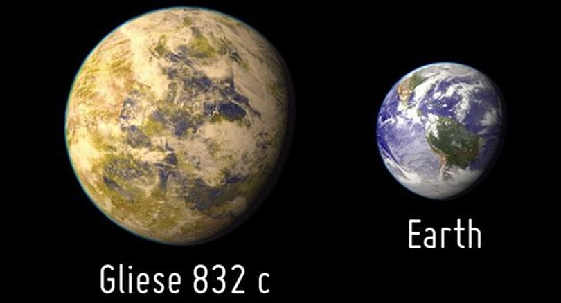 'Super-Earth' is closest planet yet that could support life