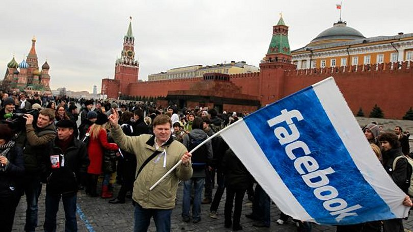 Facebook plans to dominate Russia's social networks through apps