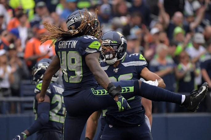 Nike's FlyEase technology hits the field with Seahawks LB Shaquem Griffin