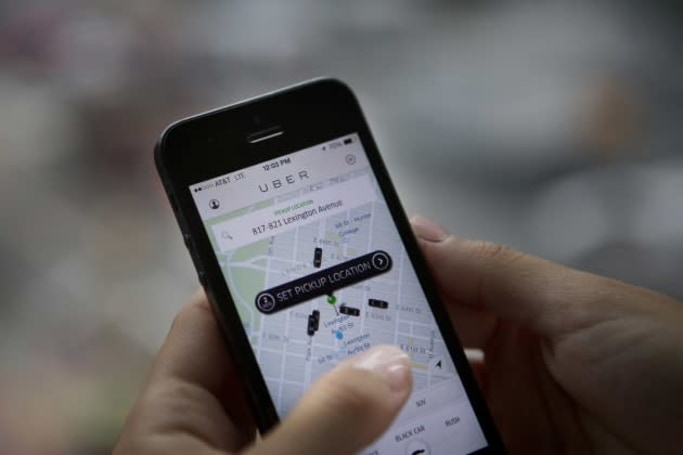 New York City suspends five Uber hubs until they divulge trip info (update: reprieve)