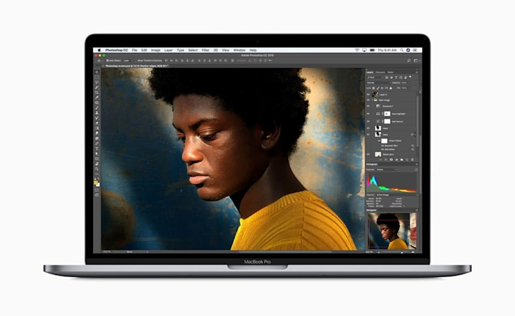 Apple adds faster AMD Vega graphics options for 15-inch MacBook Pro