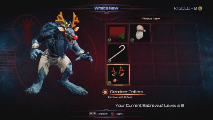 Deliver season's beatings via Killer Instinct Classic's new online multiplayer mode