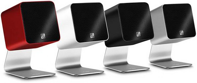 UCube speakers run off USB, are coming to an Amtrak quiet car near you