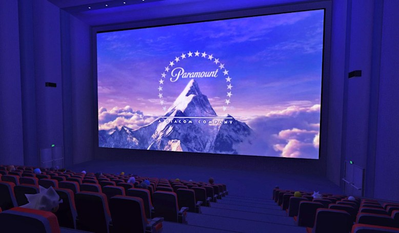 'Top Gun 3D' comes with its own virtual movie theater