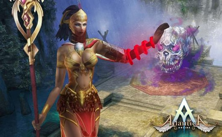 Atlantica Online gets new class, dungeons, and more