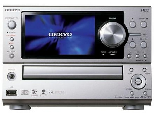 Onkyo's BR-NX10: if Ginsu made shelf systems