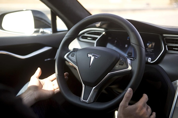 US regulator blocks sales of device that fools Tesla's Autopilot