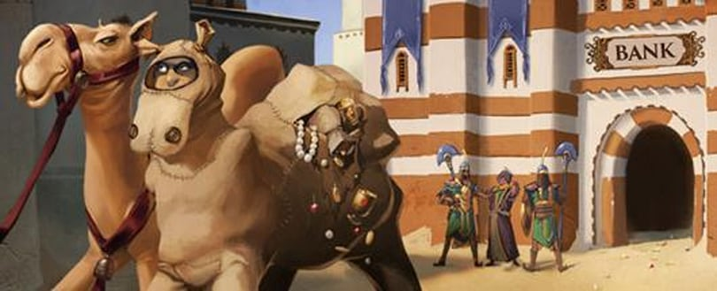 RuneScape gets a bank-robbing minigame