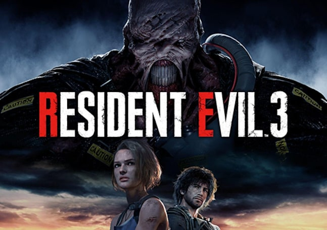 'Resident Evil 3' remake hits PS4, Xbox One and PC on April 3rd