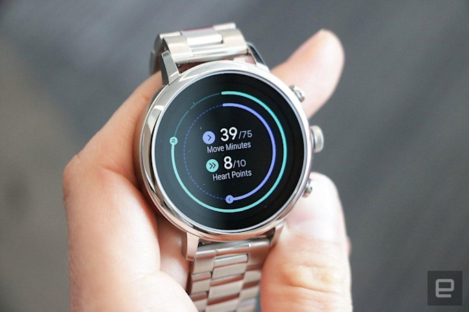 Google says it won't release a smartwatch this year