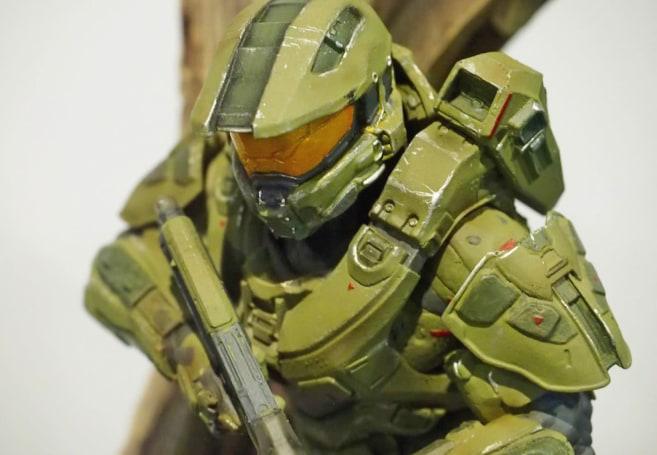Microsoft shuts down a 'Halo Online' fan mod