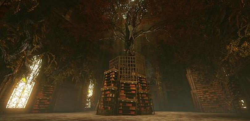 ArcheAge Korea trailer confirms library dungeon