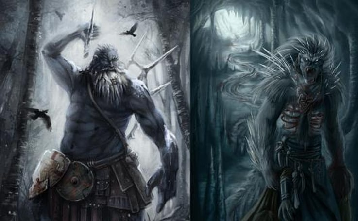Camelot Unchained gives a first look at the Viking Jotnar [Updated]