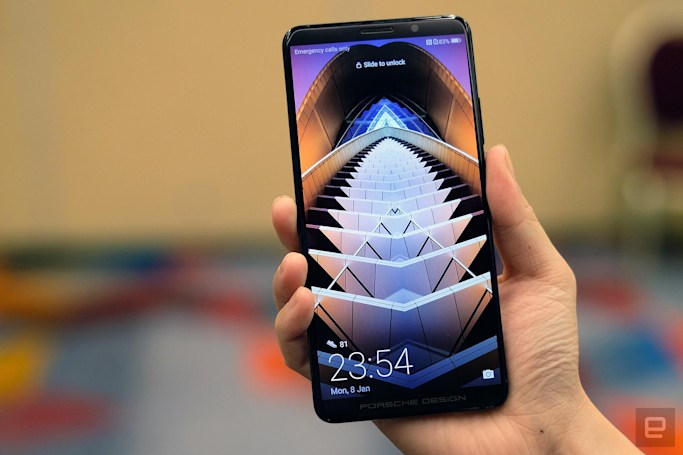 New bill seeks to ban Huawei from any US government contracts