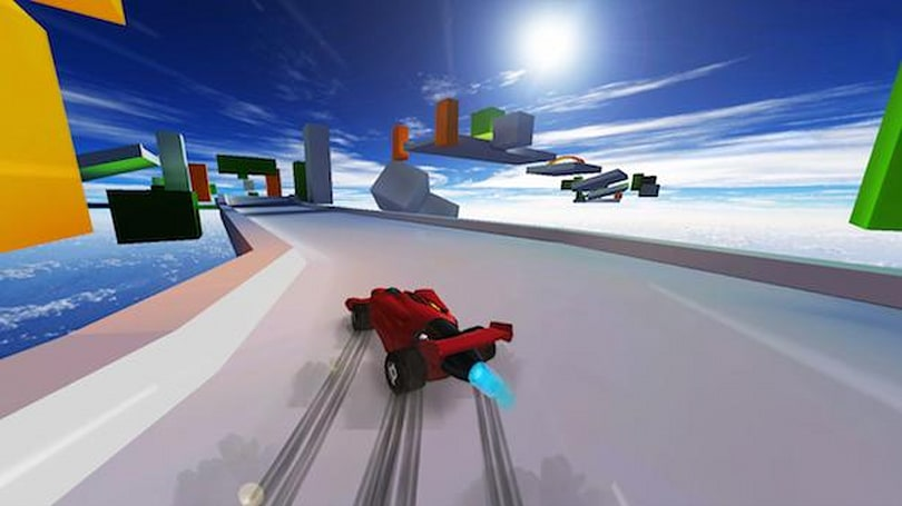 Jet Car Stunts out in July, August on PlayStation platforms