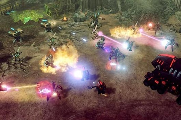 Command & Conquer games 75% off on Steam this weekend