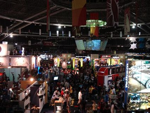 Joystiq at rAge expo: in pictures