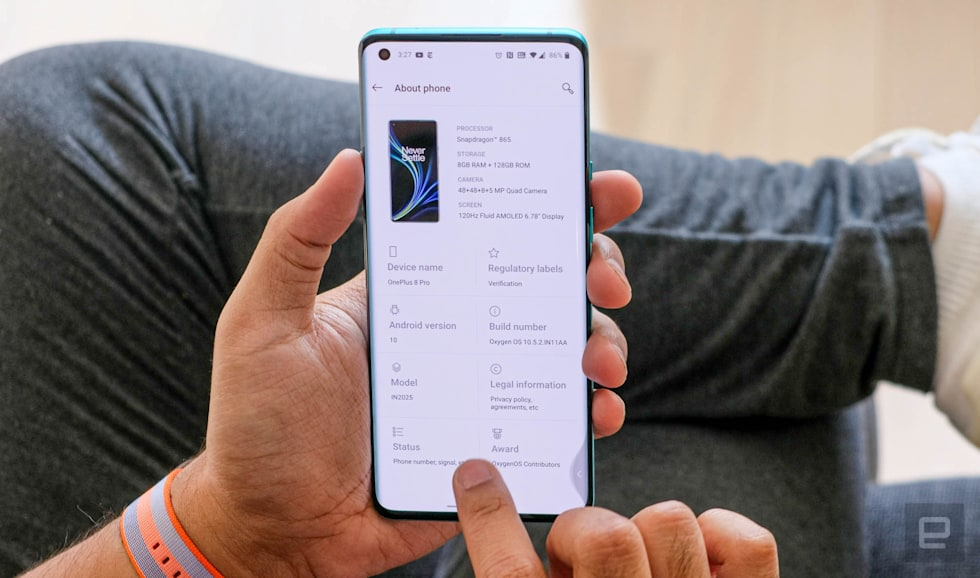 OnePlus 8 Pro review: Speed is everything