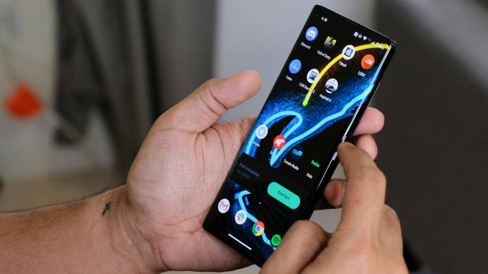 Motorola Edge Plus review: It's... fine?