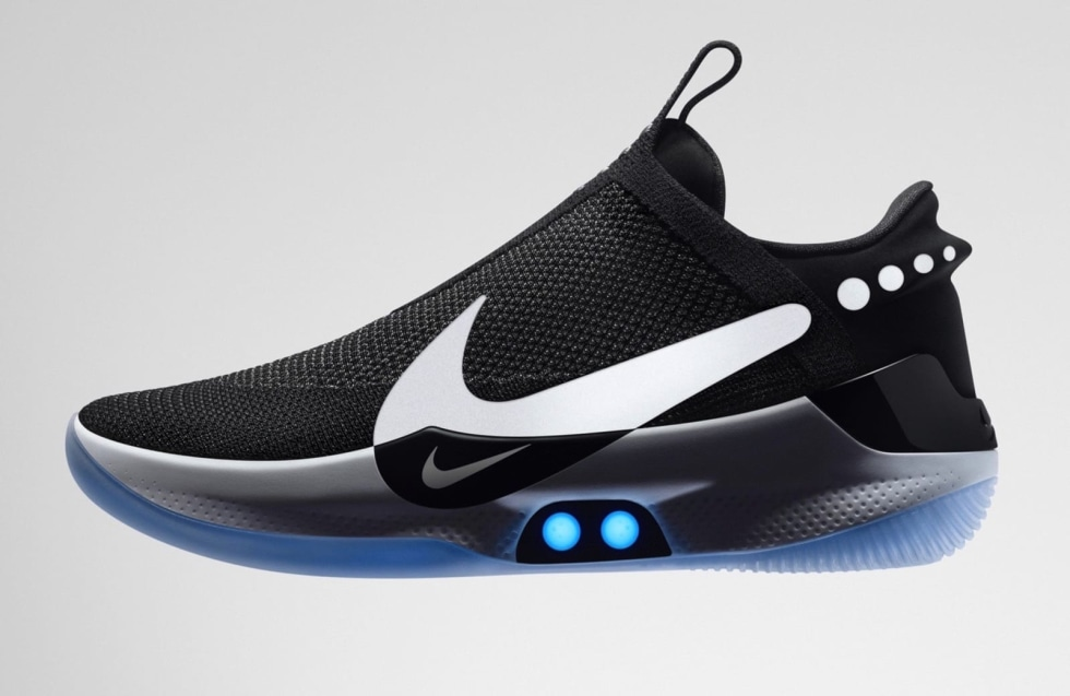 0ebb190b6802 Nike s Adapt BB is an app-controlled