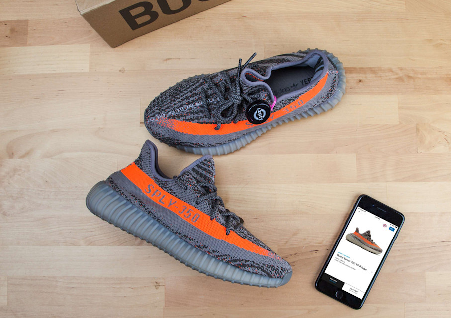 b66e59aedc826 Sneaker Con bets NFC will keep fakes off its new shoe-selling app