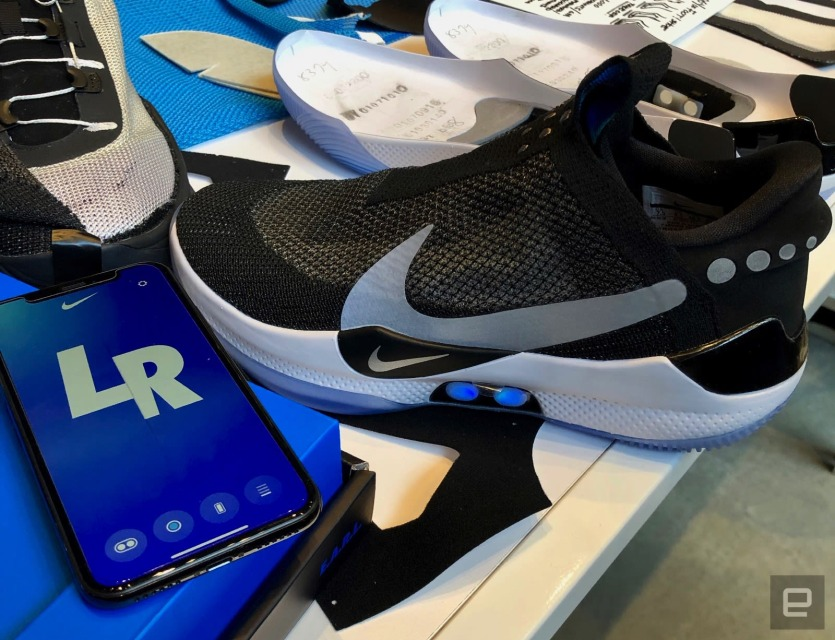 online store 6c693 28a19 Nike says that, over the course of a basketball game, a player s foot can  expand almost a half-size, which can affect their comfort level and  ultimately ...