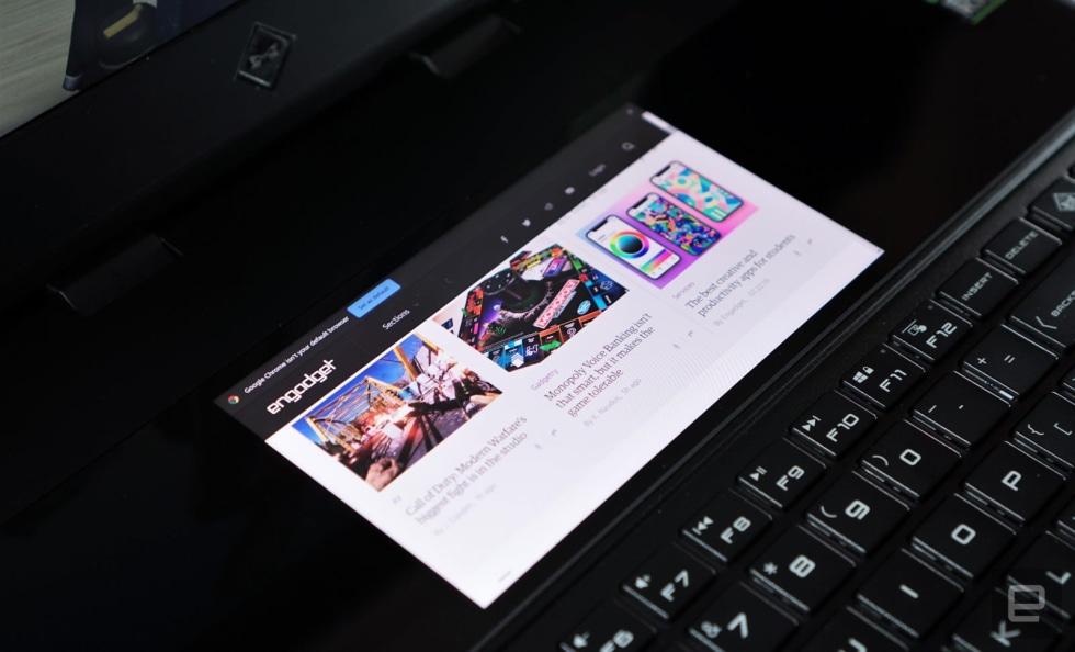 Đánh giá HP Omen X 2S: Một curio màn hình kép | newsrnd com
