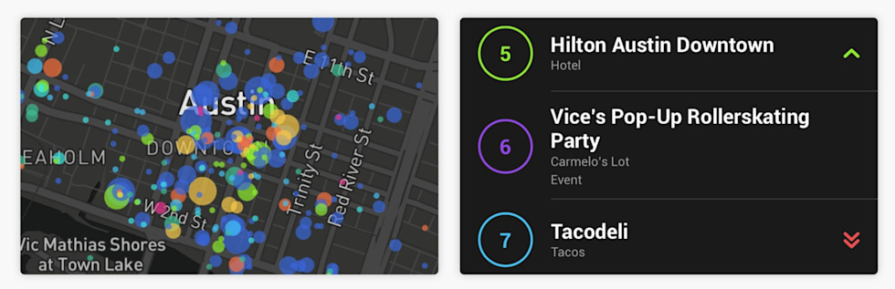 Techmeme: How Foursquare, which tracks the location of