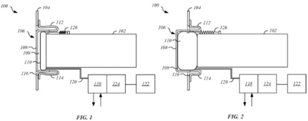 Apple once envisioned retractable bumpers for its self-driving cars 5
