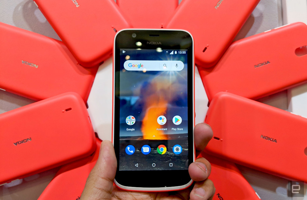 Android Oreo Go edition review: Scaled-down software meets