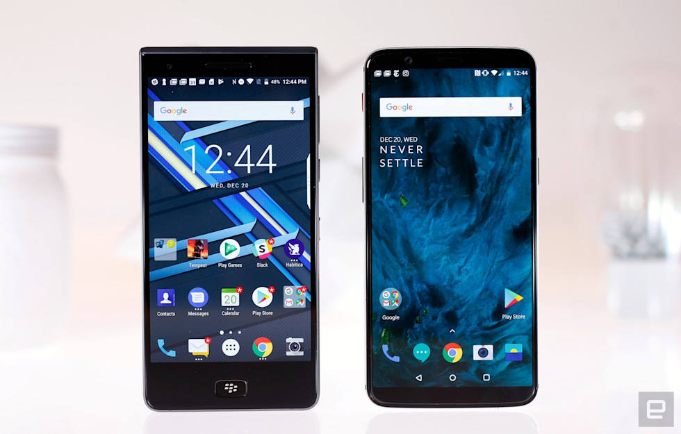 BlackBerry Motion review: It's all about the battery life