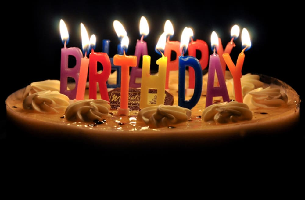 18 Birthday Candles You Never Knew You Needed Until Now Aol Lifestyle