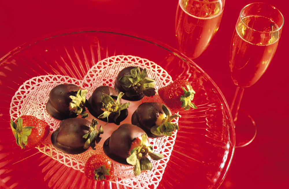 Valentine S Day Recipes For Two Aol Lifestyle