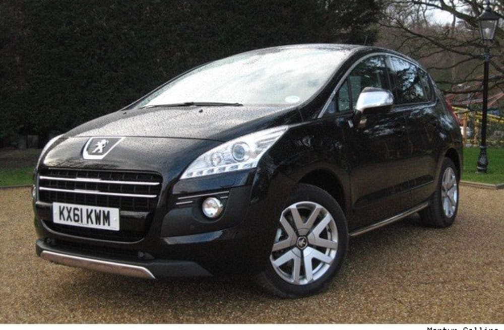 peugeot 3008 hybrid4: first drive review - aol