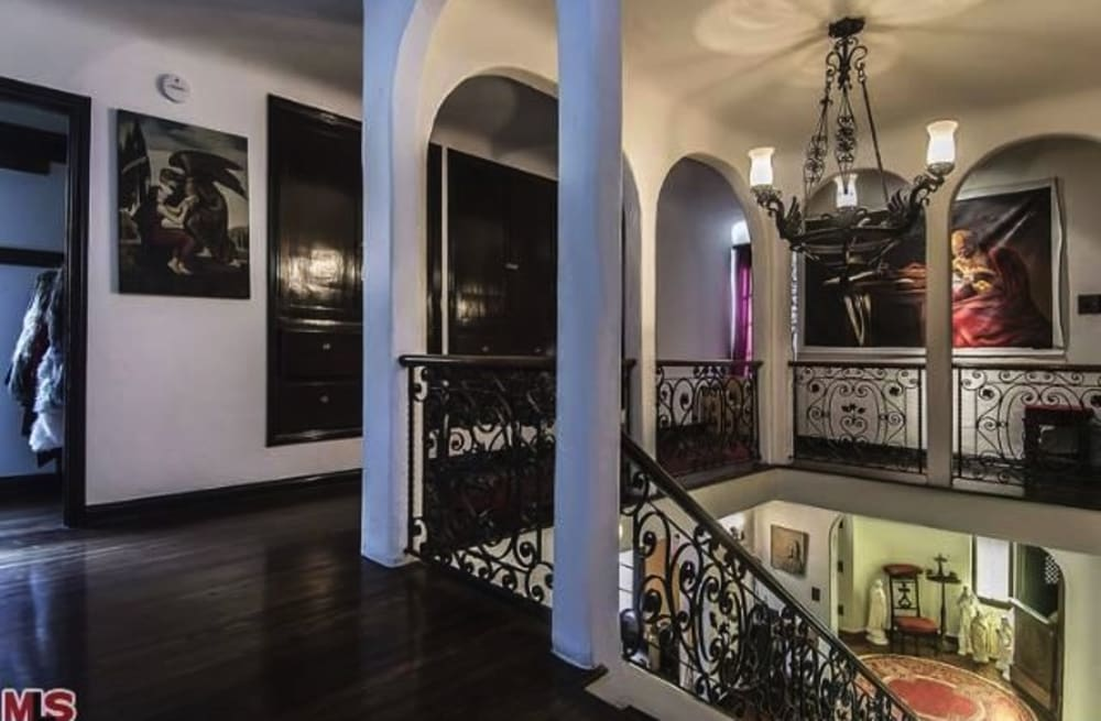 f5a92296a2ab5 Kat Von D Lists Her Gothic Home in Los Angeles (House of the Day ...