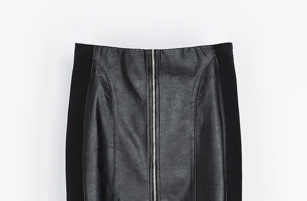 cb9ccd24a0ad8f Faux leather under $50 you've gotta see to believe - AOL Lifestyle