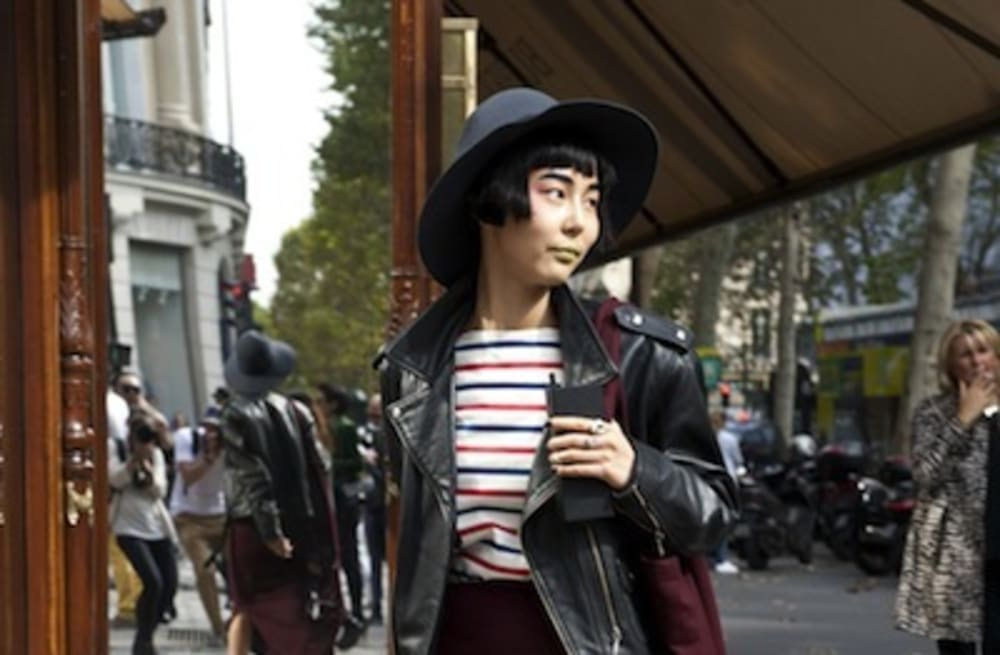 d4c37c2cf0d Slideshow preview image. 25 PHOTOS. The 25 best street style snaps from Paris  Fashion Week