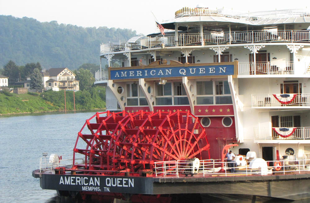 River Cruise Review: American Queen Steamboat Company - AOL