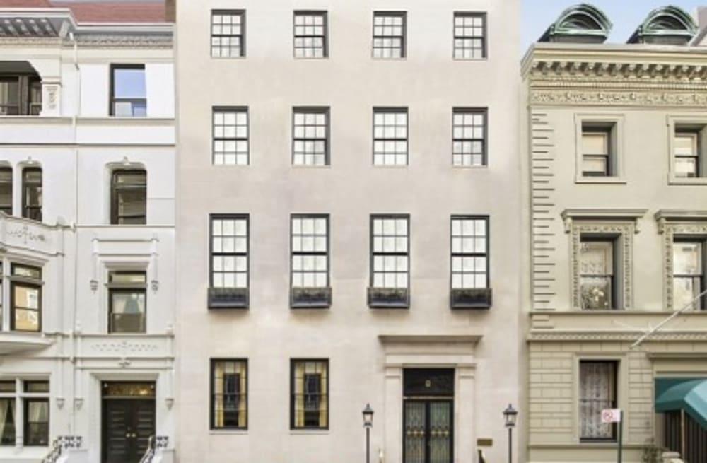 For Sale Manhattan Townhouse Version Of Versailles Aol Finance