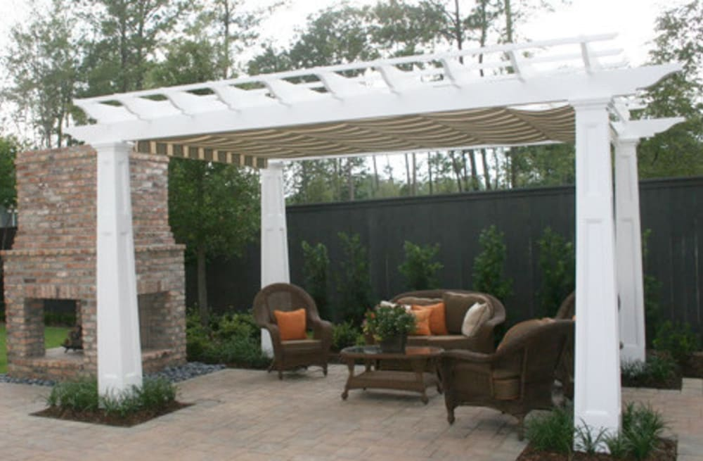 Slideshow preview image - Retractable-Roof Pergolas: Made For The Sun And Shade - AOL Finance