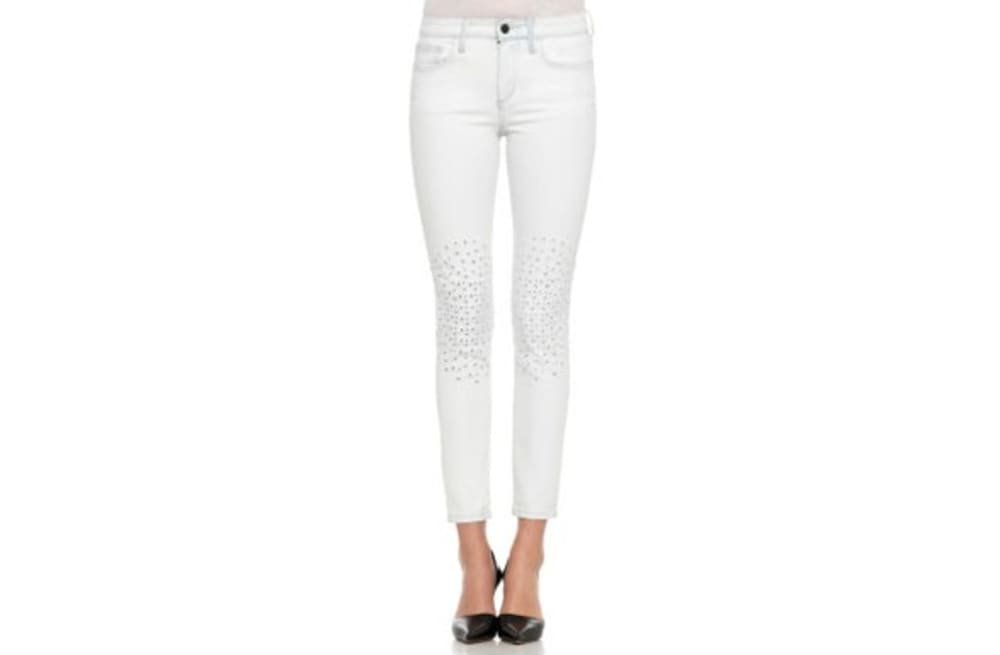76406d86811d 27 white denim winners to wear this summer - AOL Lifestyle