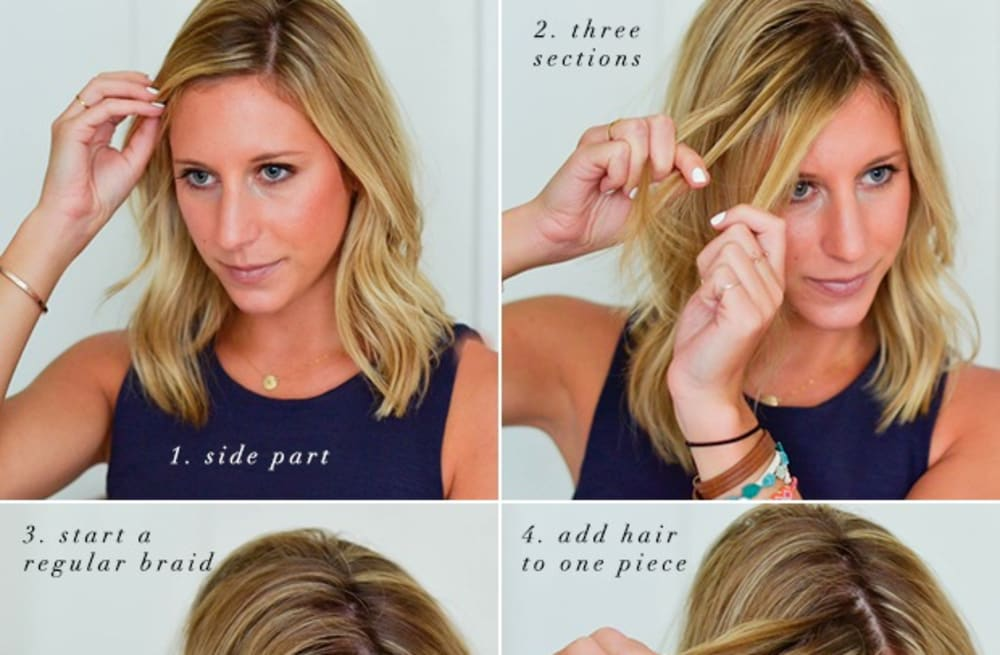 How To A Braided Hairstyle For Summer Aol Lifestyle