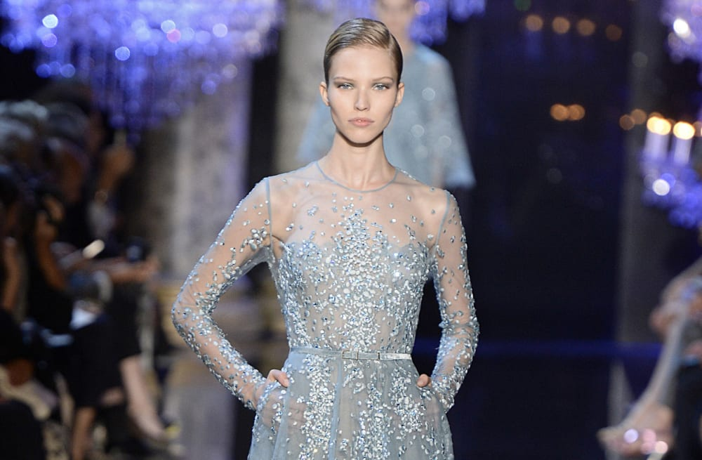 Elie Saab Couture is so pretty, it will take your breath away - AOL ...