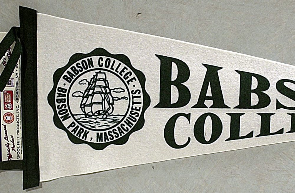 New 'Best College' rankings puts Babson College at no 1
