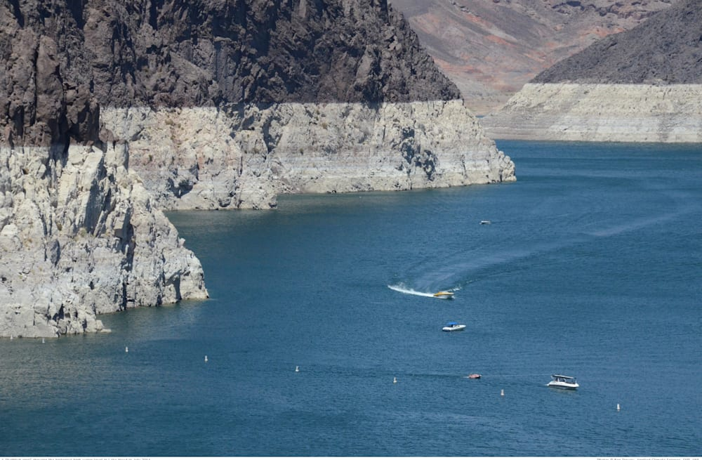 Southwest braces as Lake Mead water levels drop - AOL Weather